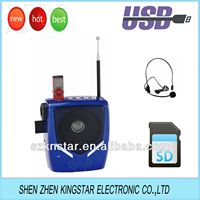 mini auto scan radio with USB SD MP3 player