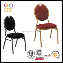 Teardrop Back stacking banquet chair for hotel