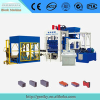 Super Machine QT10-15 Full automatic sand lime brick making