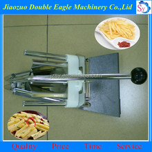 promotion carrot and cucumber strip cutter/multifunctional manual french fry cutter/manual potato chipper