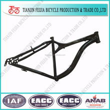 snow bike frame