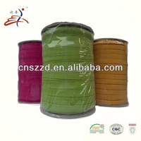 braided polyester elastic band