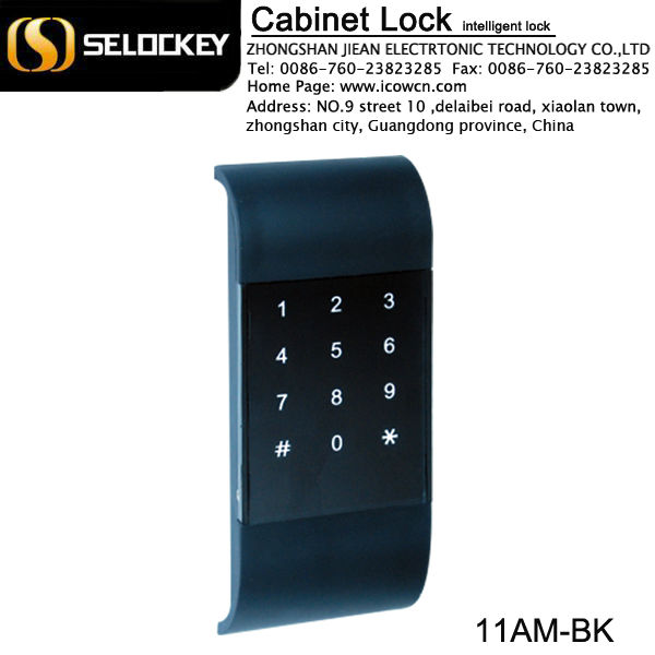 11AM digital keypad waterproof Wholesale Low Price Smart Keyless Electronic Cabinet Lock sauna locks