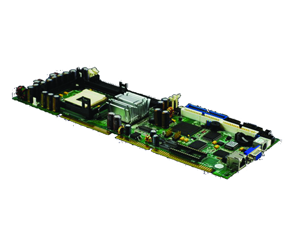 computer full-sized mother board compatible with PICMG1.0 backplane