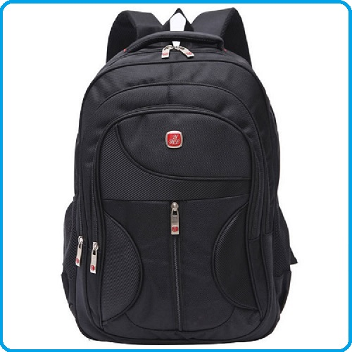 2017 new backpack wholesale fashion school bag OEM branded custom laptop backpack