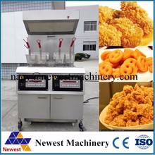 Commercial use gas deep fryer,potato chips fryer machine,chicken pressure fryer