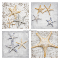 3D sea creature oil painting &yiwu accessories&canvas oil painting for home decor Y33558