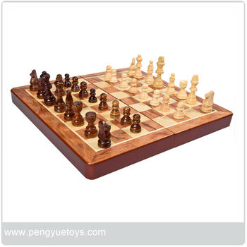 High quantity wooden chess set py5235