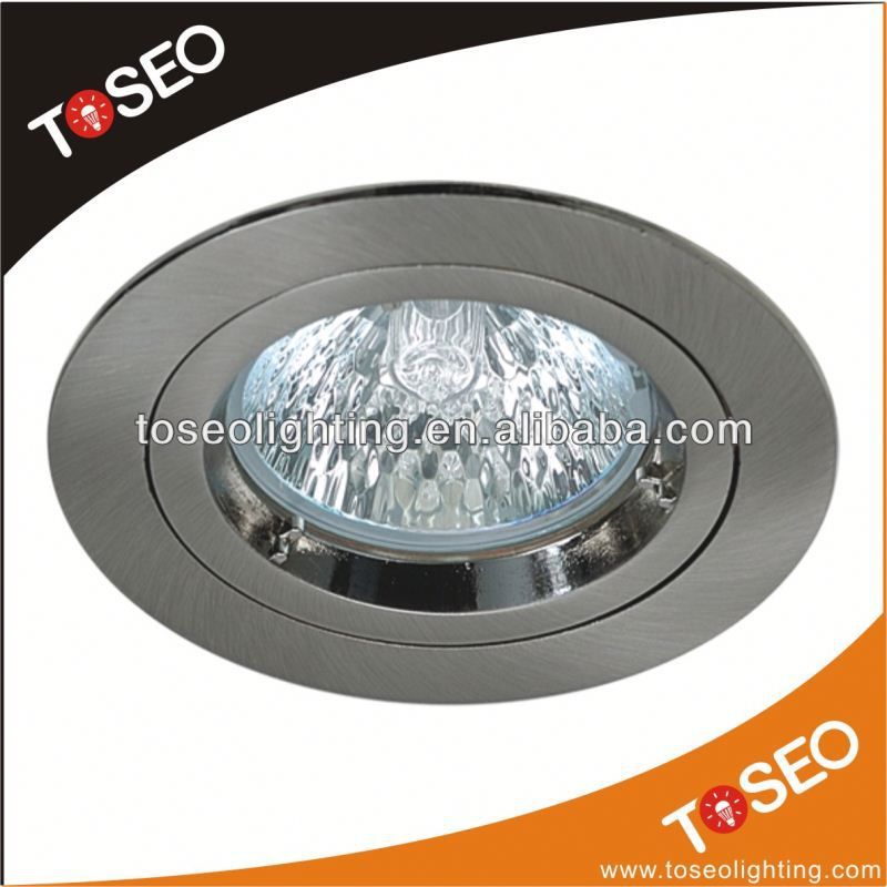 traditional die-casting recessed ceiling halogen spots