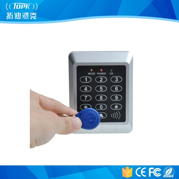 universal custom rfid key fob for door access control system