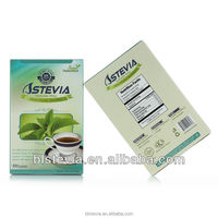 Box packed Stevia sachet