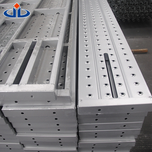 factory price steel plank/ scaffolding walking board/metal plank made in tianjin