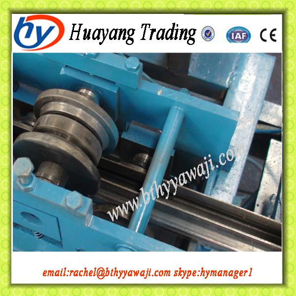 storage/rack upright cold roll forming machine(manufacturer)