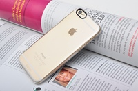 2016 hot sell pc clear hard back cover case for iphone 6,for iphone 6 pc clear case