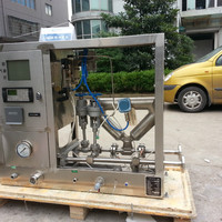 Mobile LNG Dispenser With LNG Or