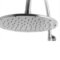 High pressure rain shower head with workable price