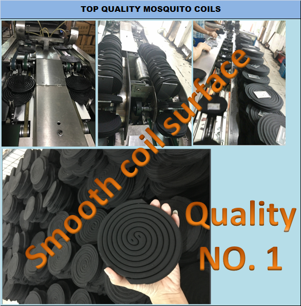 100% factory wholesale price cheapest Chemical formula Black RAD/READ A DREAM Baby healthy mosquito coil