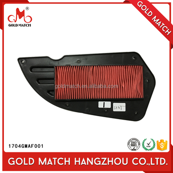 Amazon best selling customized eco motorcycle air filter