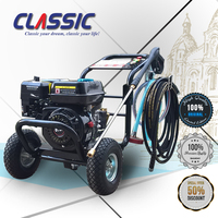 CLASSIC CHINA Best Seller Gun Car Washer, 2800 PSI 180 Bar 10LPM Stainless Steel High Pressure Cleaner