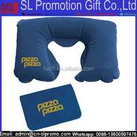 Inflatable U Shape PVC Flocked Velvet