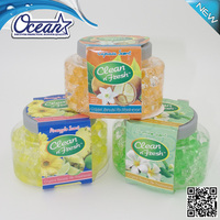 150g natural crystal air freshener/water based air freshener for hospital/reliable quality crystal beads air freshener