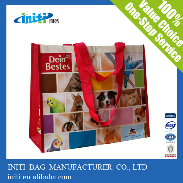 promotional pp nonwoven shopping bag/ china new products 2014 wholesale china merchandise promotional pp nonwoven shopping bag