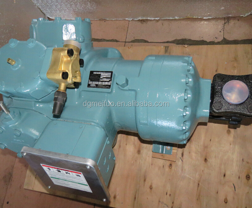 Low noise 40hp Carrier 06E6299610E refrigeration compressor with <strong>r134a</strong>