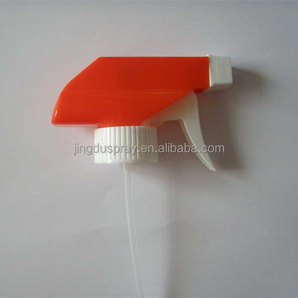 hot sale houshold cleaning trigger sprayer and hand trigger sprayer head