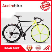 magnesium road bike from china with high quality
