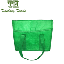 Non Woven Outer Aluminum Foil Inside Cooler Bag Thermal Bag
