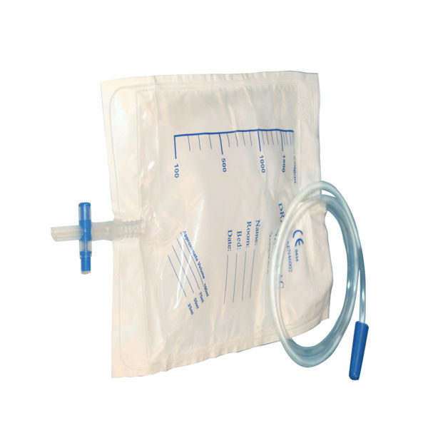 High quality urine meter drain bag from China