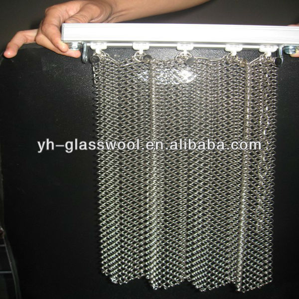 Architectural Decorative Chain Link Curtain