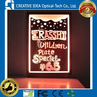 Attractive Sign Board LED Writing Board