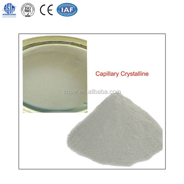 CNPW capillary crystalline basement concrete waterproofing coating