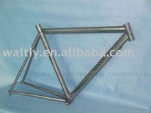 WT01-668 chinese ROAD frame-Titanium bike