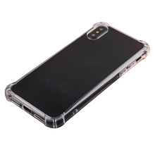 2107 newest telephone covers transparent shockproof mobile phone case for iphone x