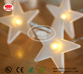 Led christmas decoration PVC star strings lighting