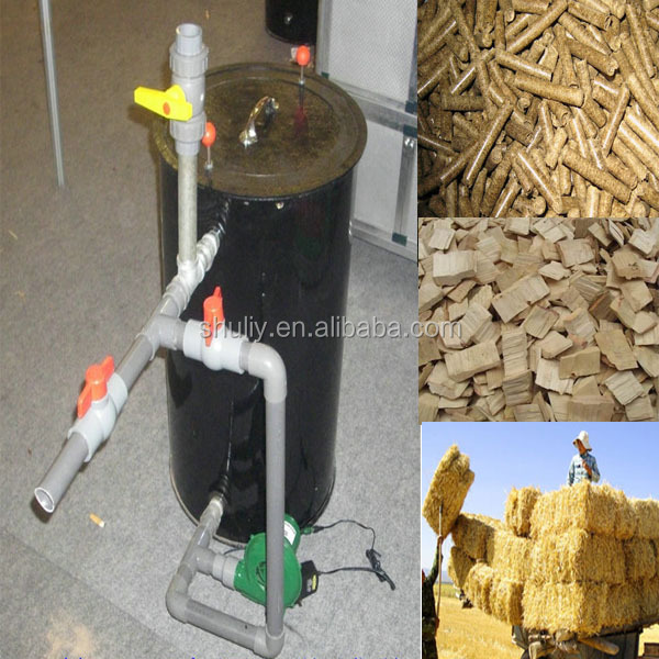 Hot Sale no tar biomass gasifier/Best Selling wood gasifier for sale