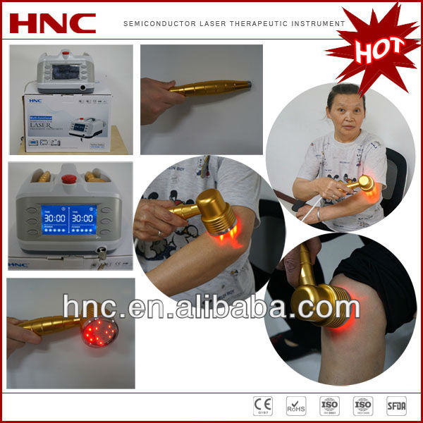 portable low level laser therapy arthritis shoulder pain management physiotherapy home device