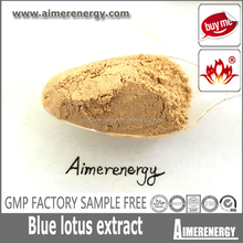 Hight Quality Tested Provided Blue Lotus extract/Blue Lotus quercetin Lotus extract