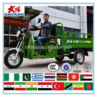 popular Thailand 300cc gasoline 3-wheel scooter with seat for sale