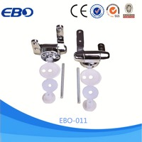 soft closing toilet seat hinges for wood toilet cover EBO-011