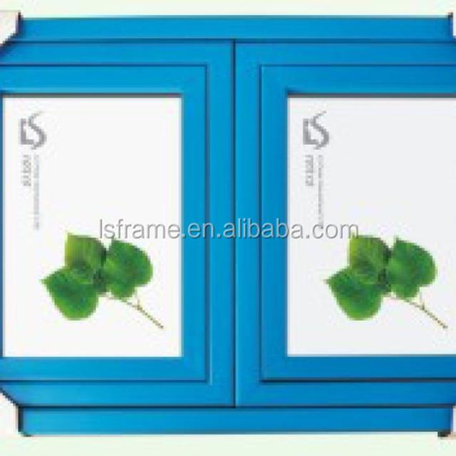 Blue Collage fram photo frame