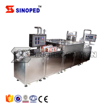 SN-K Semi-automatic Suppository Filling and Sealing Machine
