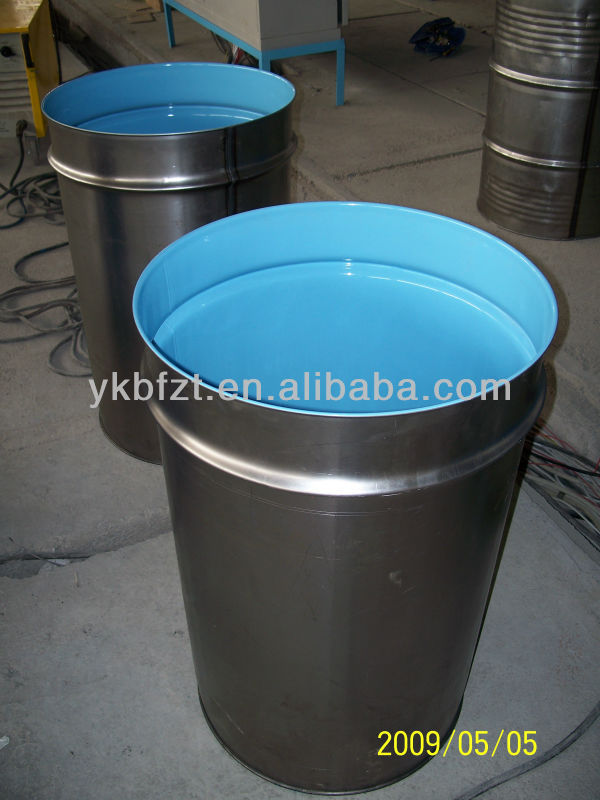 Conical Drum / tapered drum / open-top drum Productin Line 55 gallon 200 liter or steel drum manufacturing equipment
