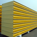 Hot Sale PU Sandwich Panel for wall and roof