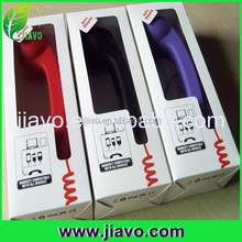 Fashion anti radiation retro corded handset for mobile phone with USB cable
