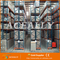 cold warehouse van racking