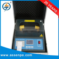 Auto Testing Machine dielectric oil analyser