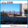 Wholesale Decorative Cheap Aluminum Rails Fence